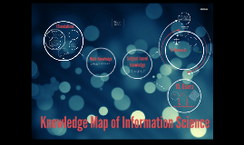 Knowledge Map of Information Science