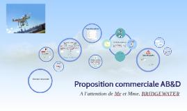 Proposition commerciale AB&D