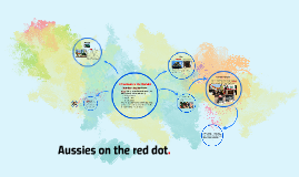 Aussies on the red dot.