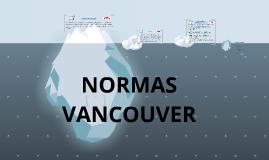 Copy of NORMAS VANCOUVER