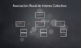 Asociación Rural de Interes Colectivo