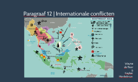 Paragraaf 12 | Internationale conflicten