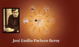 José Emilio Pacheco Berny