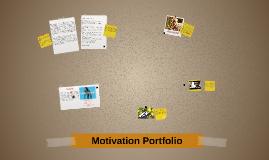 What Motivates Me?