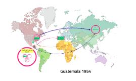 Guatemala 1954