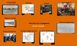Civil War R.A.F.T Assignment