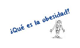 ¿Qué es la obesidad?