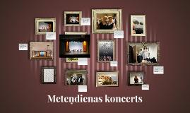 Meteņdienas koncerts
