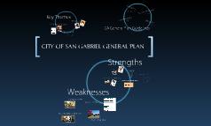 San Gabriel General Plan