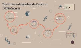 Copy of Sistemas integrados de G