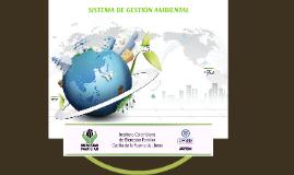 Sistema de Gestión Ambiental 2014 ICBF