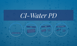 CI-Water PD