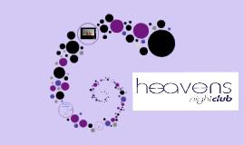 HEAVENS night club