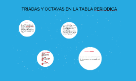 Triadas y octavas en la tabla periodica by erika vargas alzate on prezi urtaz Choice Image