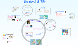 The World in 1750- Unit 1