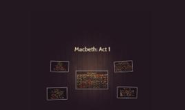 Macbeth: Act 5