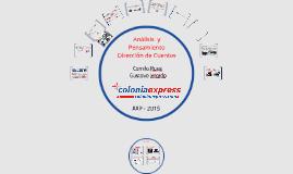 Colonia Express - Análisis y Pensamiento DC.- AAP