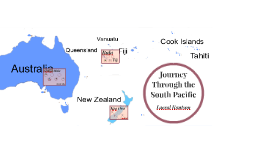 Journey Through the South Pacific