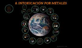 Copy of METALES PESADOS Y METALOIDES