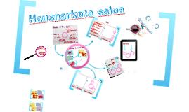 Copy of Hausnarketa Saioa ZB eta KE
