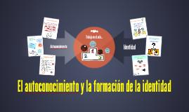Copy of El autoconocimiento y la formación de la identidad