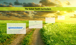 the saber tooth curriculum education essay I have been searching for a while now for a web-version of the sabre-tooth curriculum (1939) saber‐tooth curriculum this essay explores a central.