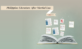 Philippine Literature After Martial Law