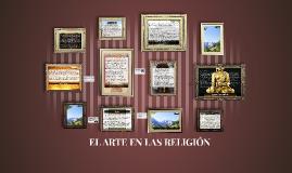 EL ARTE EN LAS RELIGIÓN