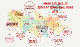 Copy of Neokolonyalismo sa Timog at Timog-Kanlurang Asya