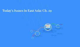 Today's Issues in East Asia: Ch. 29