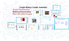 Caught Being a Leader Assembly
