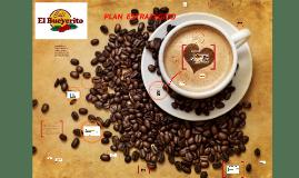 Café El Bueyerito-Plan Estrategico 2015