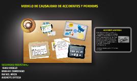 MODELO DE CAUSALIDAD DE ACCIDENTES Y PERDIDAS