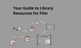 Introduction to Library Resources for Film 2013