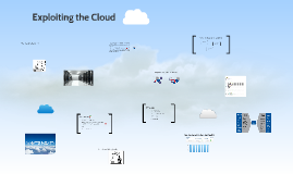 Exploiting the Cloud