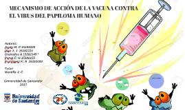 VACUNA DEL VPH