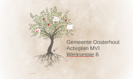 Gemeente Oosterhout werksessie 6