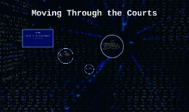 Moving Through the Courts