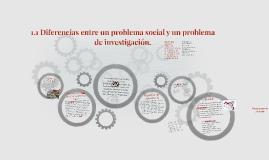 1.1 Diferencias entre un problema social y un problema de in