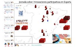 Jornada sobre  Innovaciones participativas en España