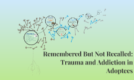 Remembered But Not Recalled: Trauma and Addiction in Adoptee