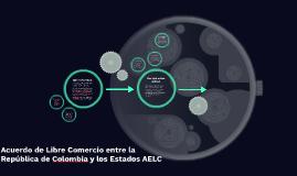 Acuerdo de Libre Comercio entre la República de Colombia y l