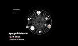 Copy of Spot publicitario