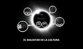 EL MALESTAR DE LA CULTURA