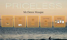 Mr.Detox Masque