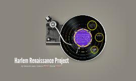 Harlem Renaissance Project
