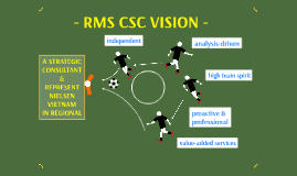 RMS CSC VISION