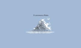 M2 - E-commerce Risks