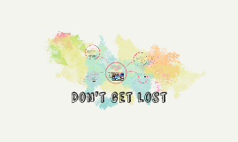 Don't get lost