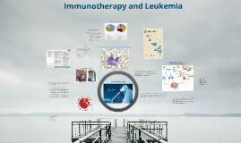 Immunotherapy Leukemia Project